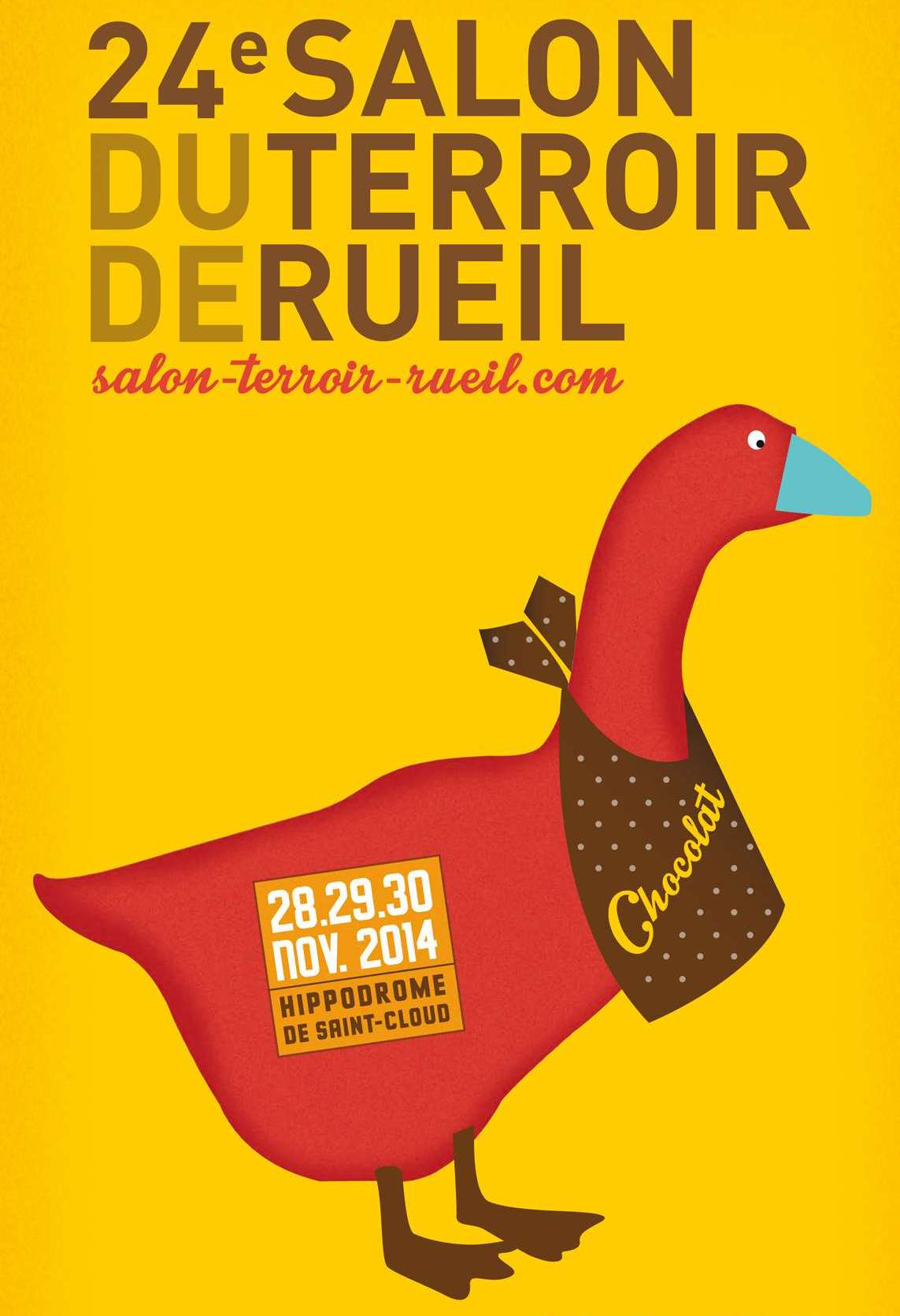 SALON du TERROIR de RUEIL